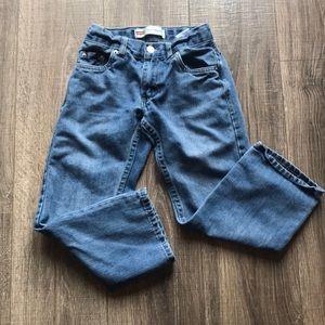 🌟Levi's 505 Regular Fit Jeans Size 8
